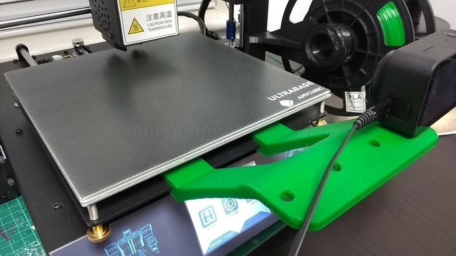 3D Printed Anycubic i3 MEGA - Camera mount by D_Wizard