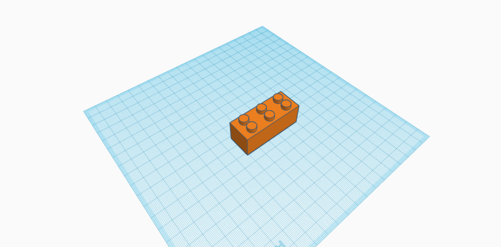 Lego container 3D Print 193278
