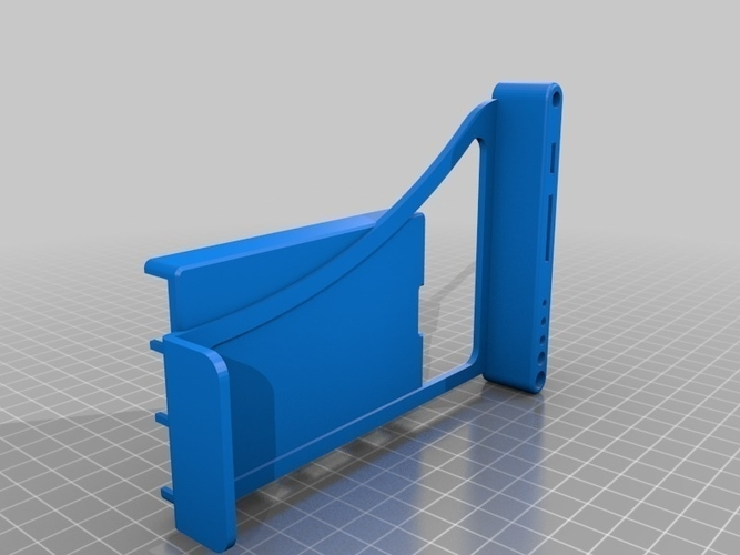 CR-10 Spool Holder / Adapter Remix 3D Print 193502