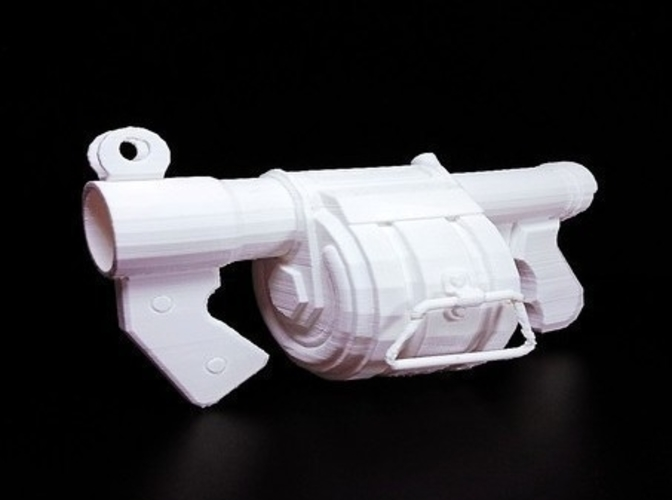 Team Fortress 2- stick bomb laucher -  Demoman 3D Print 193868