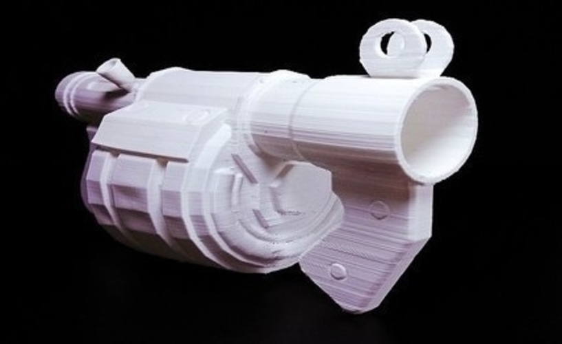 Team Fortress 2- stick bomb laucher -  Demoman 3D Print 193871