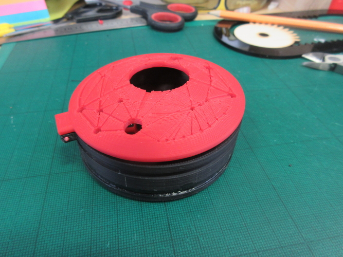 Luke's Compass from The last Jedi 3D Print 193904