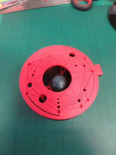 Luke's Compass from The last Jedi 3D Print 193905
