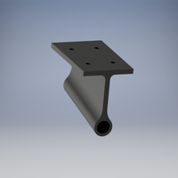 Small RC BOAT STRUT (1/4 inches shaft) 3D Printing 194351