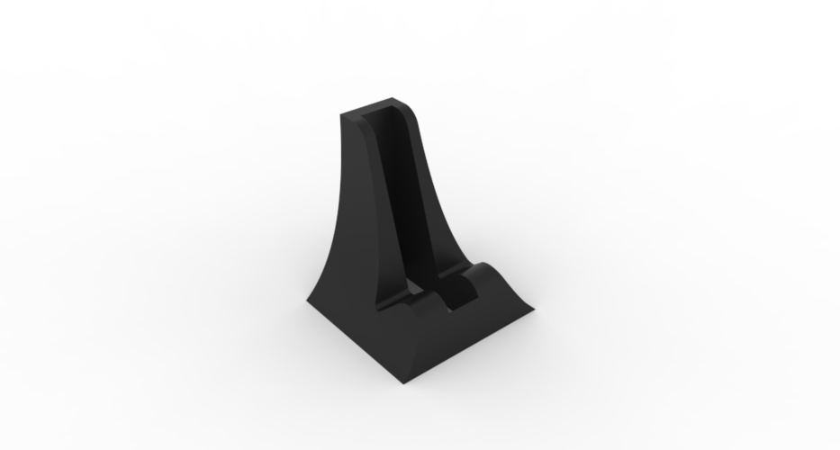 Cellphone stand by ide.Jotatres 3D Print 194389