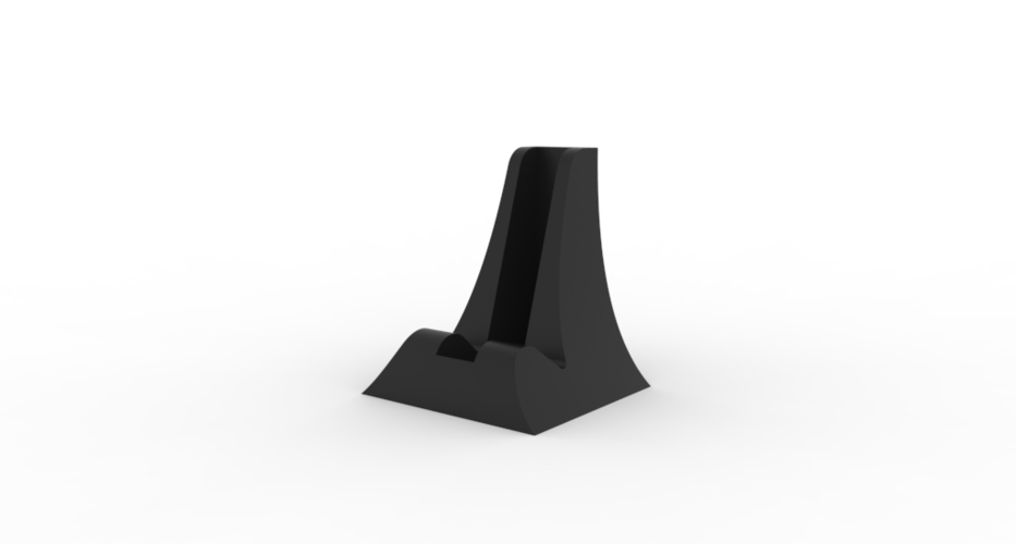 Cellphone stand by ide.Jotatres 3D Print 194392