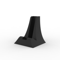 Small Cellphone stand by ide.Jotatres 3D Printing 194392