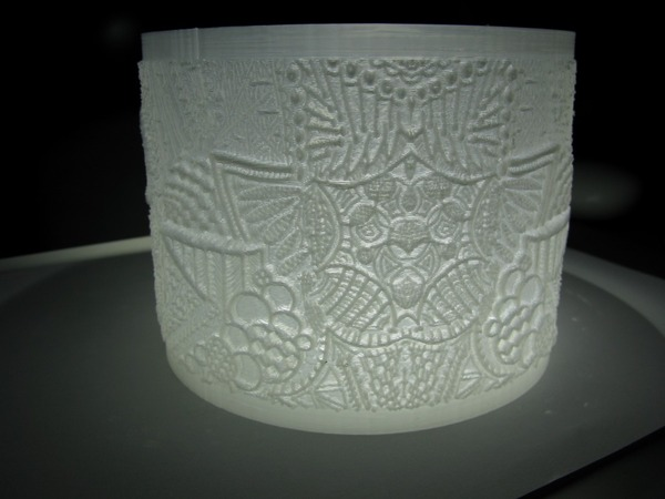 Medium Lampshade#1 3D Printing 19446