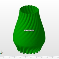 Small Vase_04 3D Printing 194628