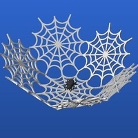 Small Web Candy bowl 3D Printing 19466