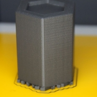 Small Gravitrax-6pc-Column 3D Printing 194785