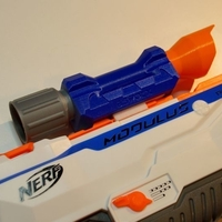 Small NERF Scope  3D Printing 194798