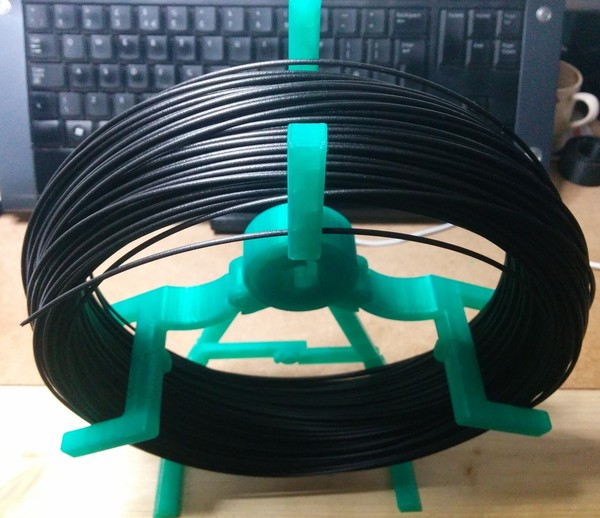 Medium Folded Spool for Proto Pasta coiled filament 3D Printing 19489