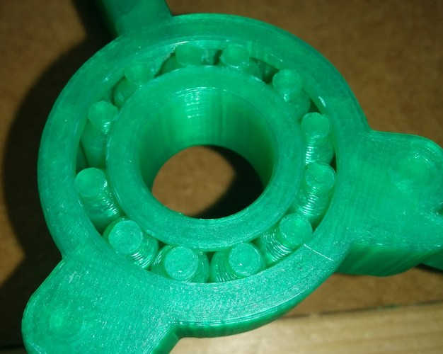 Folded Spool for Proto Pasta coiled filament 3D Print 19494
