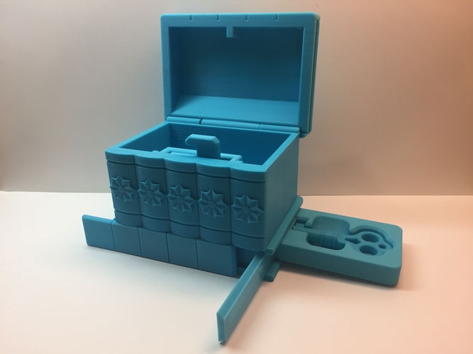 Korean Secret Box 3D Print 195032