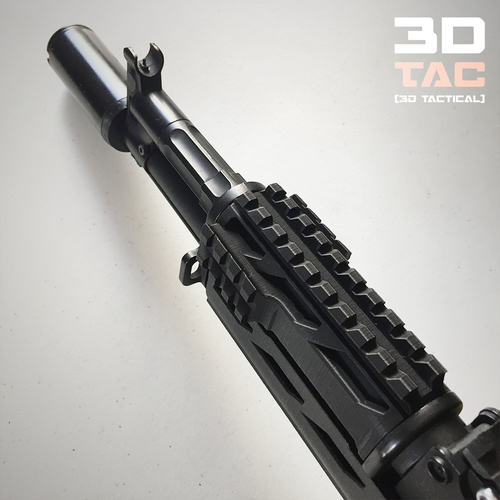 3DTAC / AK Complete Modular Package (Airsoft only) 3D Print 195193