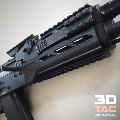 3DTAC / AK Complete Modular Package (Airsoft only) 3D Print 195194