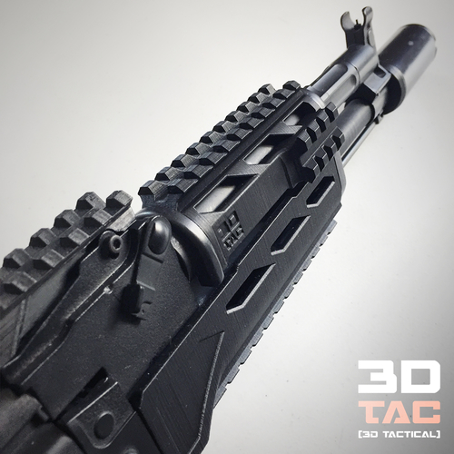 3DTAC / AK Complete Modular Package (Airsoft only) 3D Print 195196