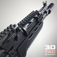 Small 3DTAC / AK Complete Modular Package (Airsoft only) 3D Printing 195196