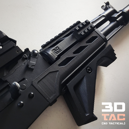 3DTAC / AK Complete Modular Package (Airsoft only) 3D Print 195197