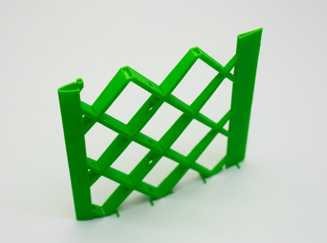 KRAGA Tere - test part 3D Print 195264