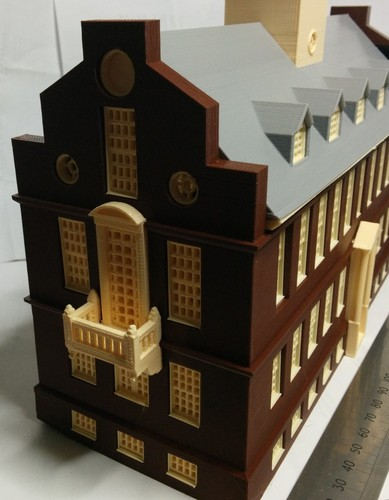 Old State House Boston 3D Print 19529