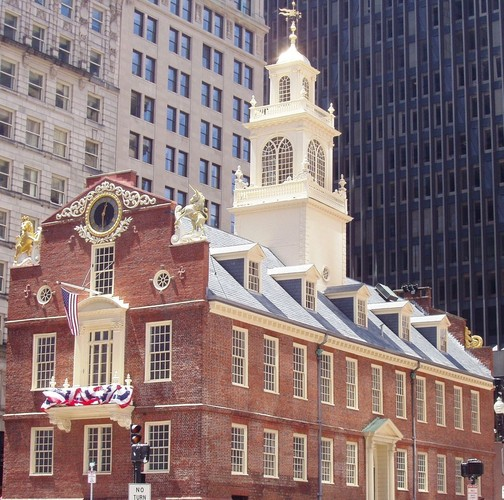 Old State House Boston 3D Print 19534