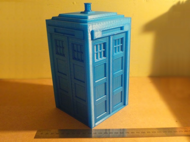 Tardis with drawers 3D Print 19583