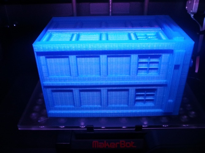 Tardis with drawers 3D Print 19587