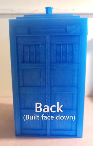 Tardis with drawers 3D Print 19588