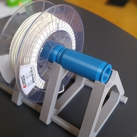 Small Modular (Endless) Spool Holder 3D Printing 196067