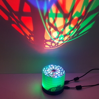 Small RGB Projector Lamp 3D Printing 196094