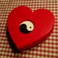 Small Mechanical Heart Box 3D Printing 196260