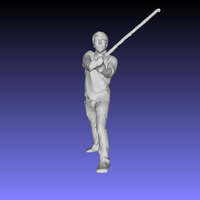 Small Printle Homme 001 3D Printing 196473