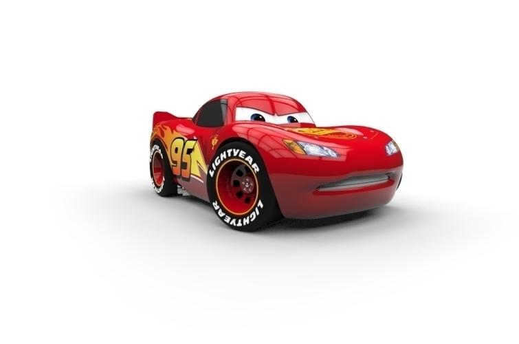 Cars Saetta Lightning McQueen