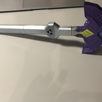 Small Simple Master Sword - Zelda 3D Printing 196933