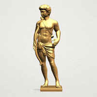 Small Michelangelo 02 3D Printing 197111