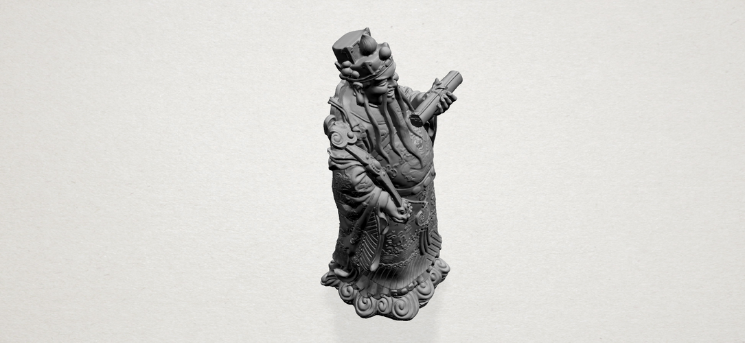 God of Treasure 01 3D Print 197146