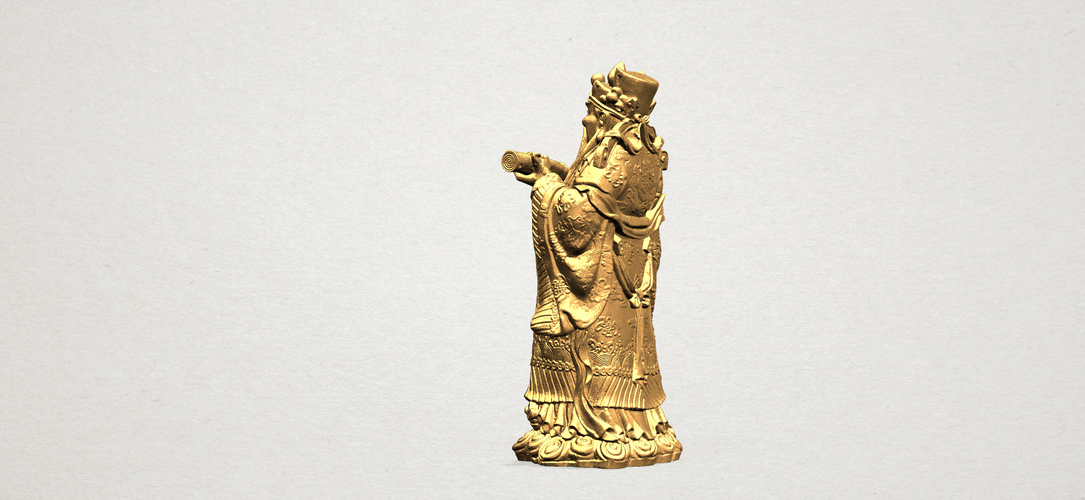 God of Treasure 01 3D Print 197149