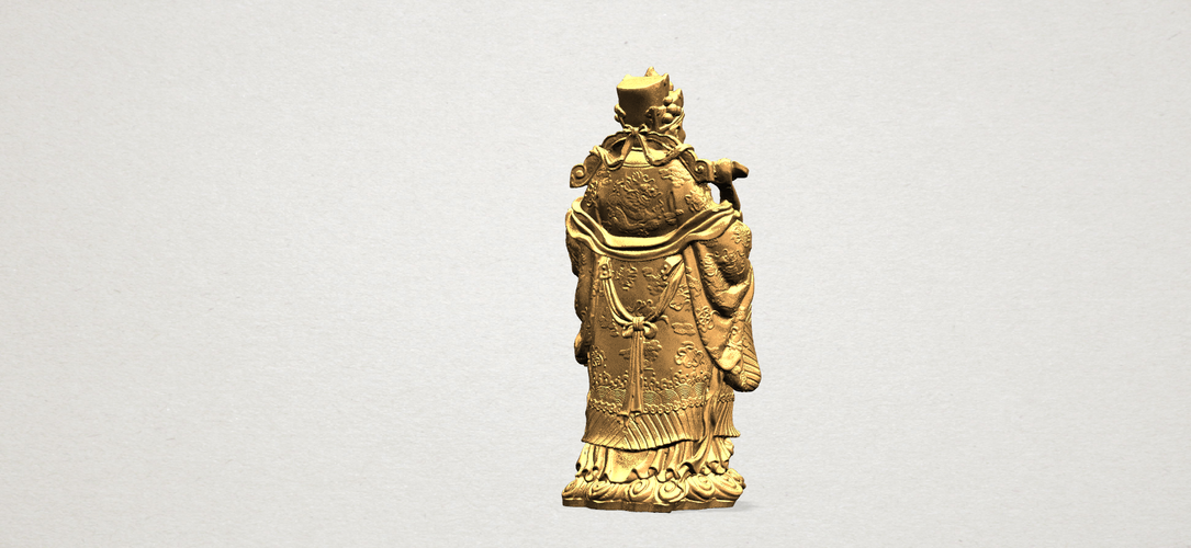 God of Treasure 01 3D Print 197152