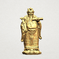 Small God of Treasure 01 3D Printing 197159