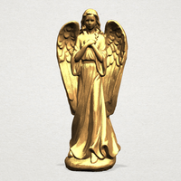 Small Angel 01 3D Printing 197173
