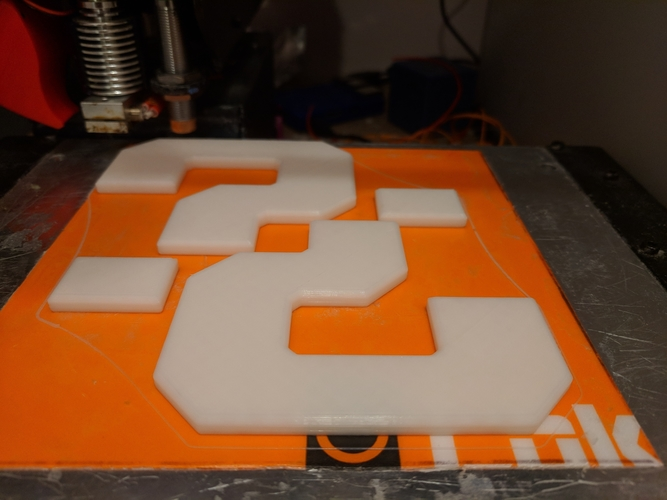 Working Mario Coin Block  3D Print 197519
