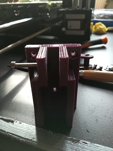 belt tensioner Y axis 3D Print 197661