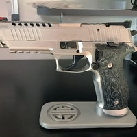 Small SigSauer P226 X-Five X-Six Holder 3D Printing 197896
