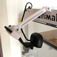 Small Ultimaker 2 Camera Mount 3D Printing 197920
