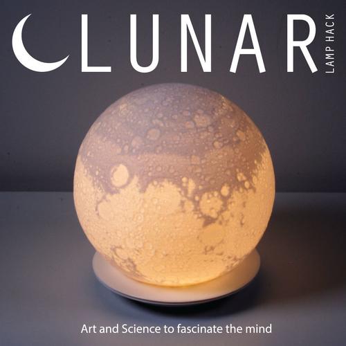 Lunar Lamp Hack 3D Print 197980