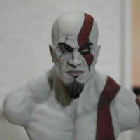 Small Kratos 3D Printing 198179