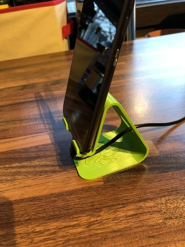 Smartphone Holder Light 3D Print 198312