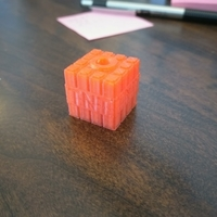 Small minecraft tnt candle holder 3D Printing 198328